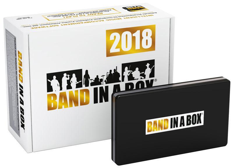 PG Music BiaB 2018 UltraPAK PC E