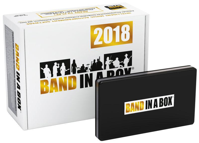 PG Music BiaB 2018 Audiophile PC E