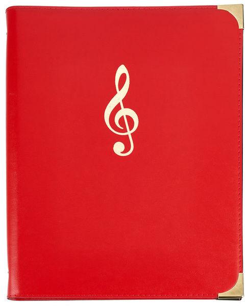 Rolf Handschuch Music Portfolio Classic Red