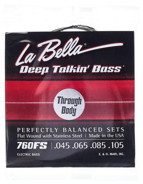 La Bella 760FS-TB Deep Talkin Bass