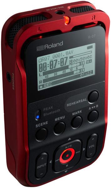 R-07 red Roland