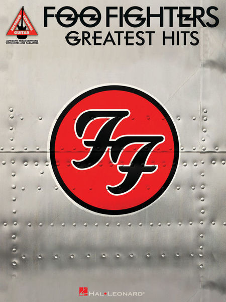 Foo Fighters Greatest Hits Hal Leonard