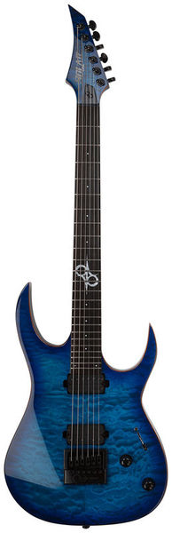 Solar Guitars S1.6ETQOB LTD