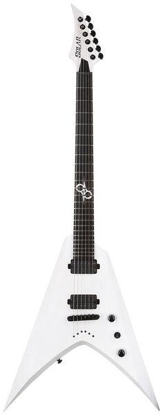 Solar Guitars V2.6WHM