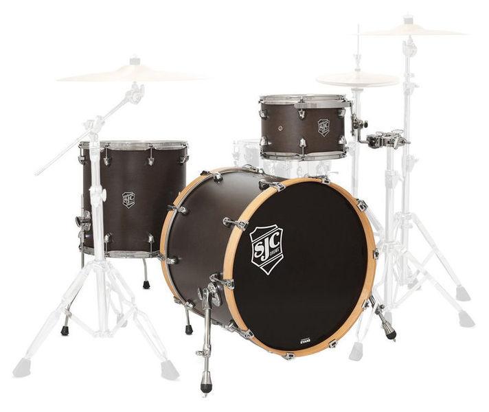 "Navigator 3-pc 22"" shell set SJC Drums"