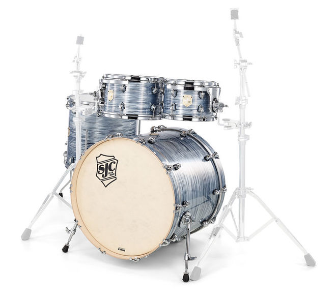 SJC Drums Providence 4-piece shell set