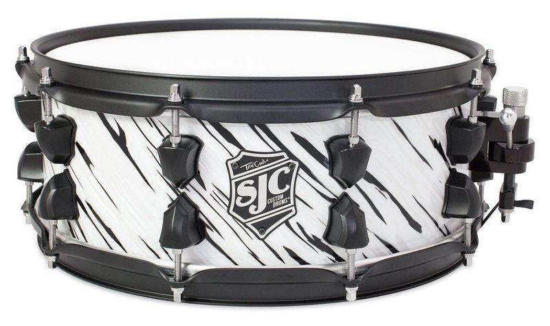 """SJC Drums 14""""x5,5"""" Tré Cool Snare"""