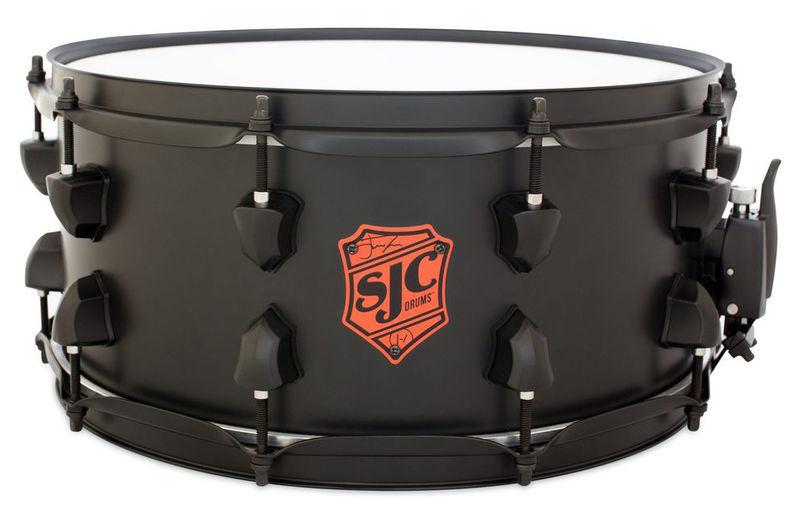 "SJC Drums 14""x6,5"" Josh Dun Crowd Snare"