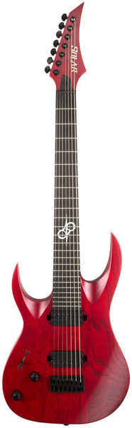 Solar Guitars A2.7TBRM LH