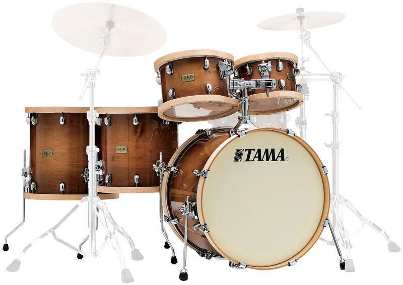 Tama S L P Studio Maple Kit  Pc