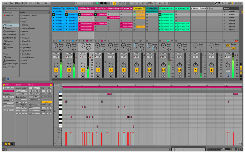 Ableton Live 10 Compare & Buy
