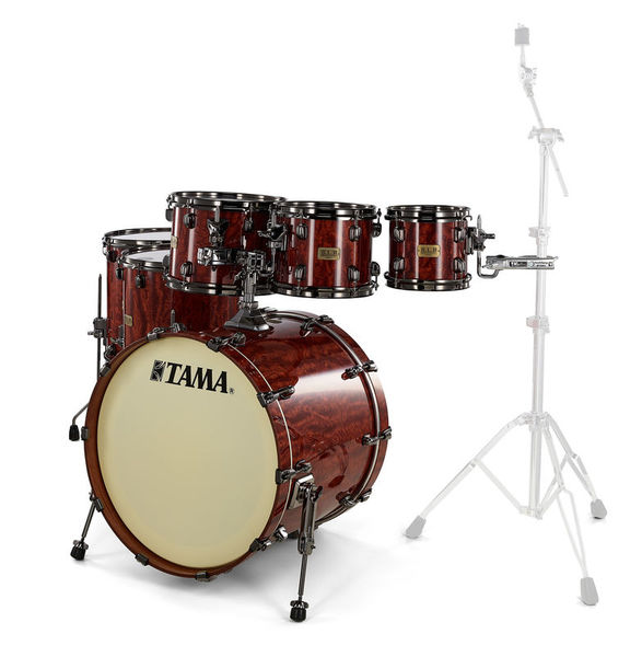 Tama S.L.P. G-Bubinga Kit 6-pc