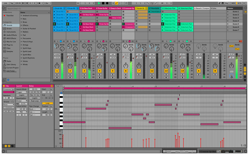 Ableton Live 10 Suite UPG Lite