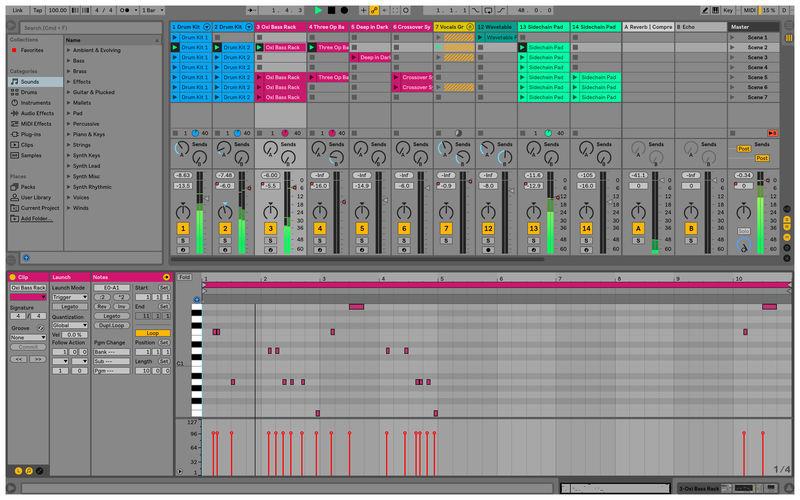 Lovely Ableton Live Lite Limitations