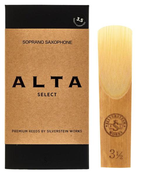 Silverstein ALTA Soprano Reeds (10 p.) 3,5