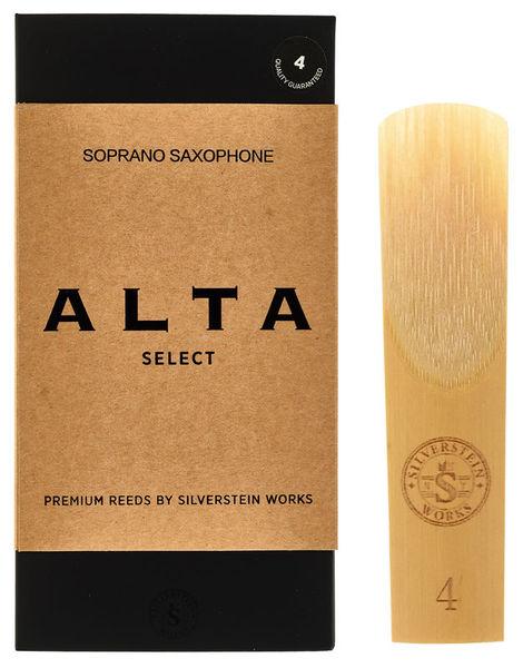 Silverstein ALTA Soprano Reeds (10 p.) 4
