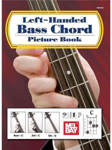 Mel Bay Left-Handed Bass Chord