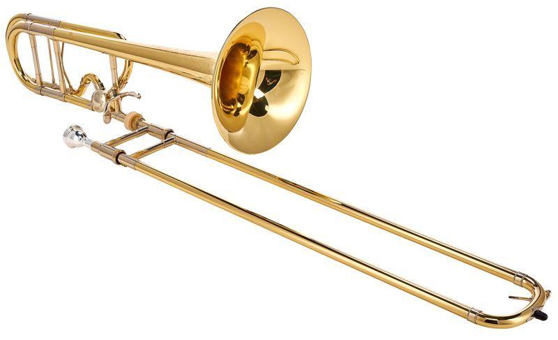 Bach 42BOF Bb/F-Tenor Trombone