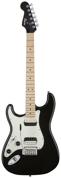 Fender SQ Contemporary Strat HH MNBKL