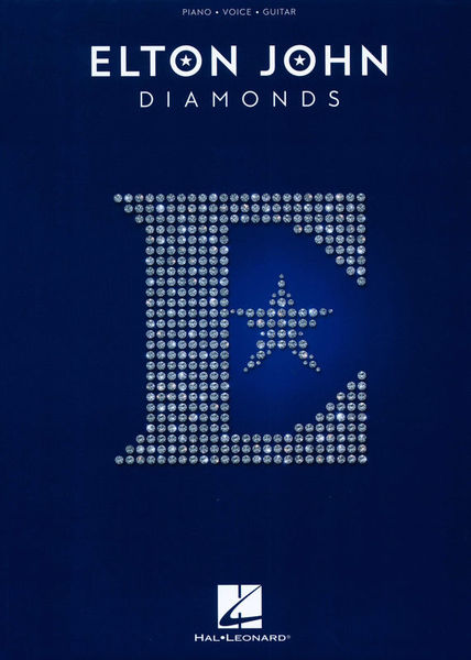 Elton John Diamonds Wise Publications
