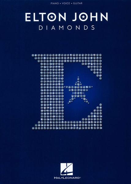 Wise Publications Elton John Diamonds