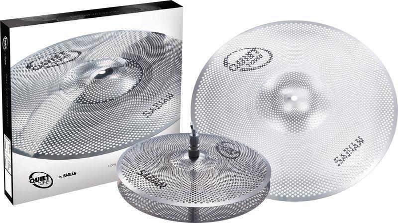 Sabian Quiet Tone Cymbal Set QTPC501