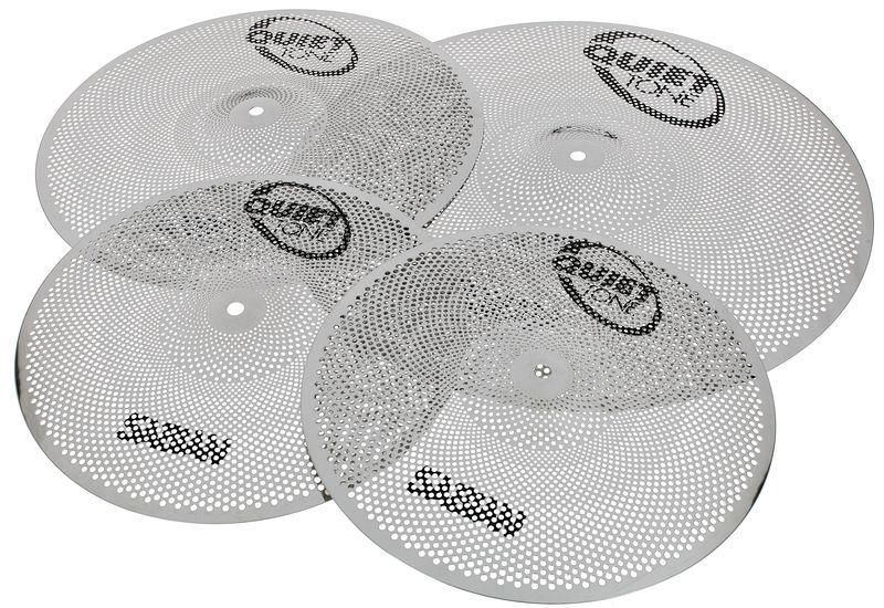 Sabian Quiet Tone Cymbal Set QTPC503
