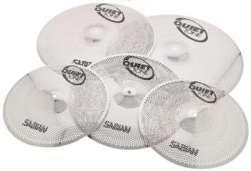 Sabian Quiet Tone Cymbal Set QTPC504