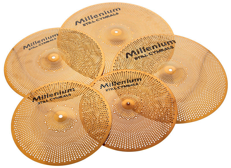 Millenium Still Series Cymbal Set reg.