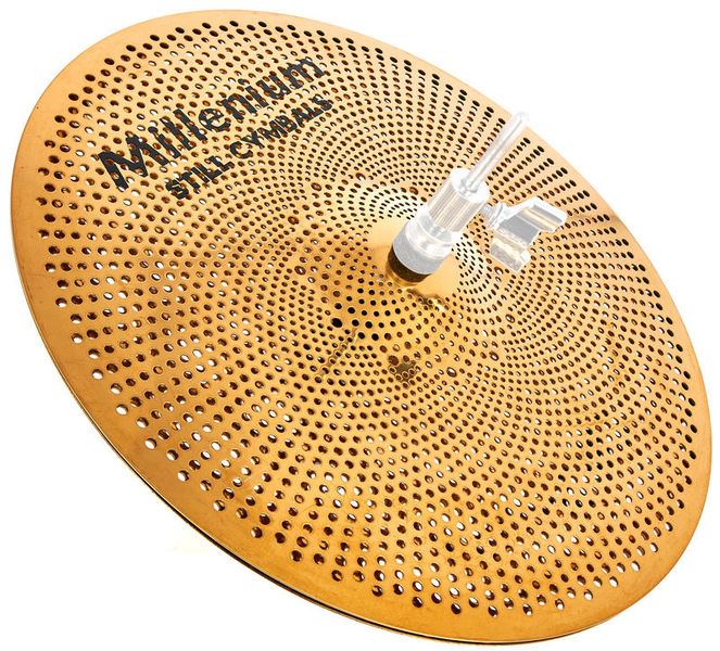 "14"" Still Series Hi-Hat reg. Millenium"