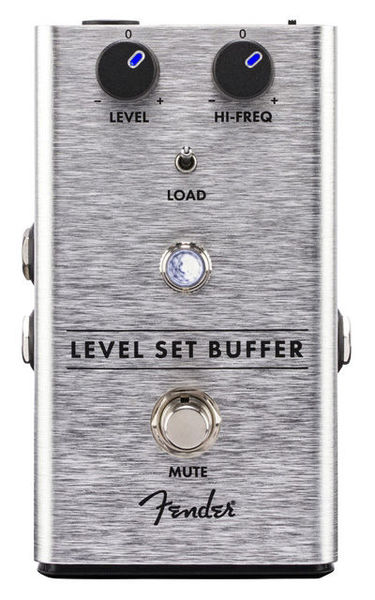Level Set Buffer Pedal Fender
