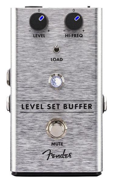 Level Set Buffer Pedal Fender
