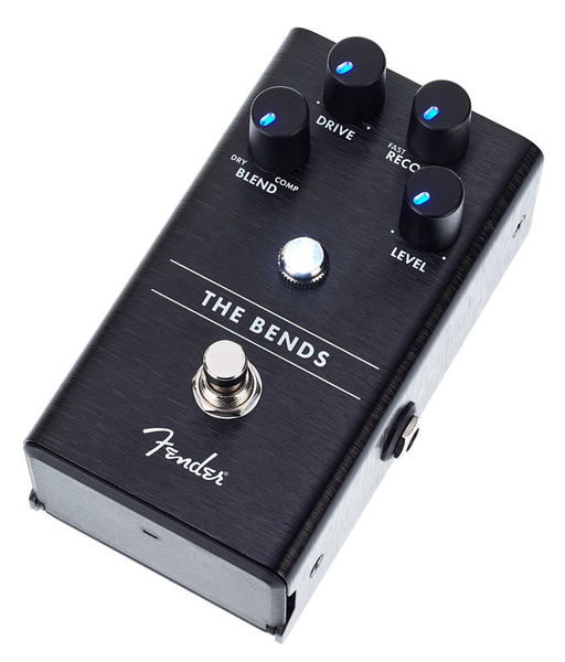 The Bends Compressor Pedal Fender