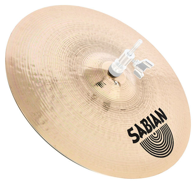 "Sabian 14"" HH Remastered med. Hats"