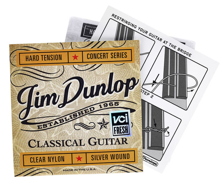 Dunlop Classical Concert HT 029-044
