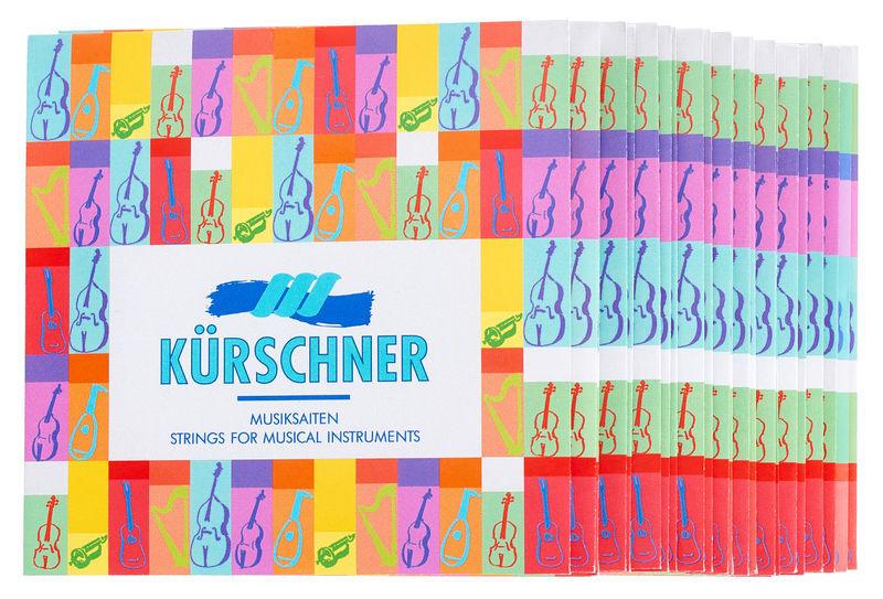 Kürschner Baroque Lute Strings 12C