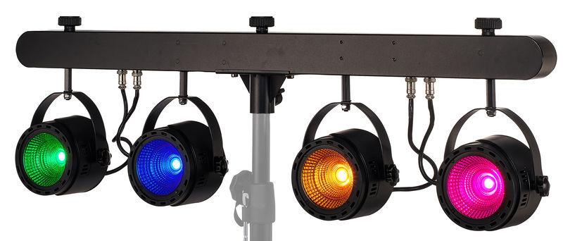 Fun Generation LED Pot System COB 40W RGB WW