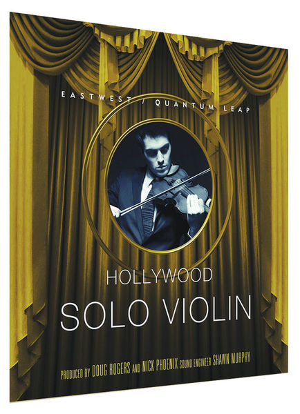 EastWest Hollywood Solo Violin Diamond
