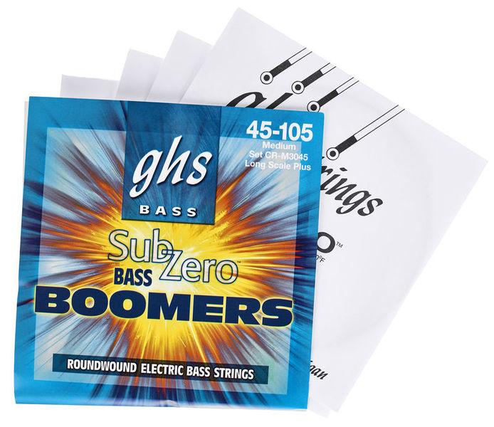 GHS Sub Zero Boomers M 045/105