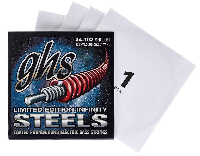 GHS Infinity Steel/4 044-102 ML