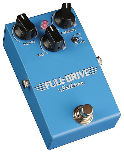 Fulldrive 1 Overdrive Fulltone