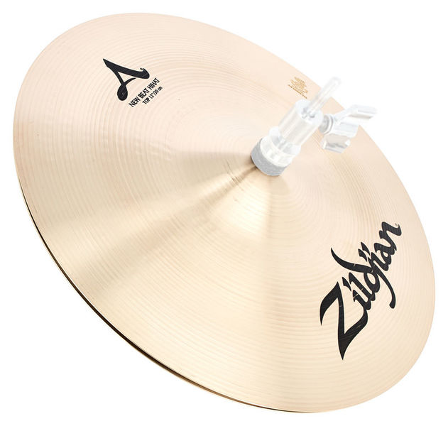 "Zildjian 12"" A-Series New Beat Hi-Hat"