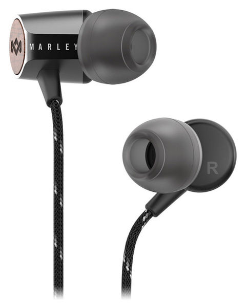 House of Marley Uplift 2 Black 3-Button Remote