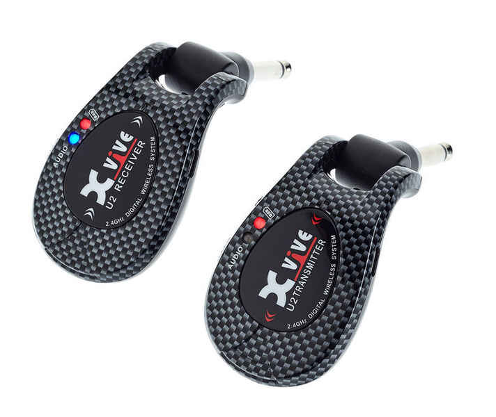 XVive Wireless System U2 Carbon