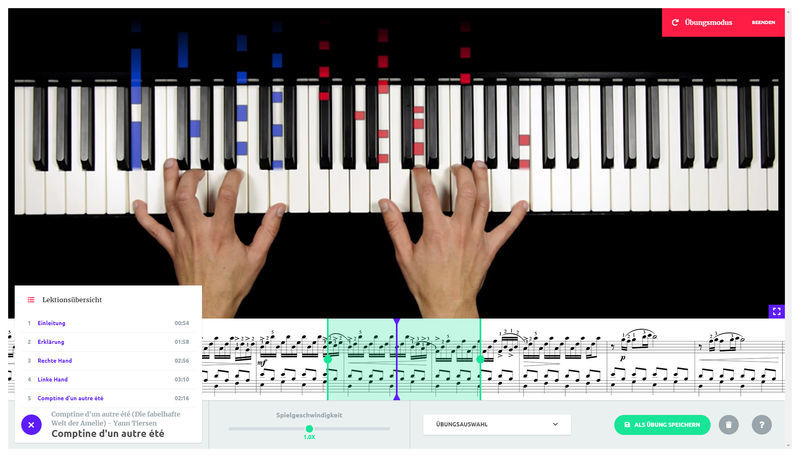music2me Piano Subscription 3 Months