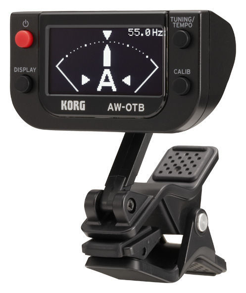 AW-OTB Clip on Tuner Korg
