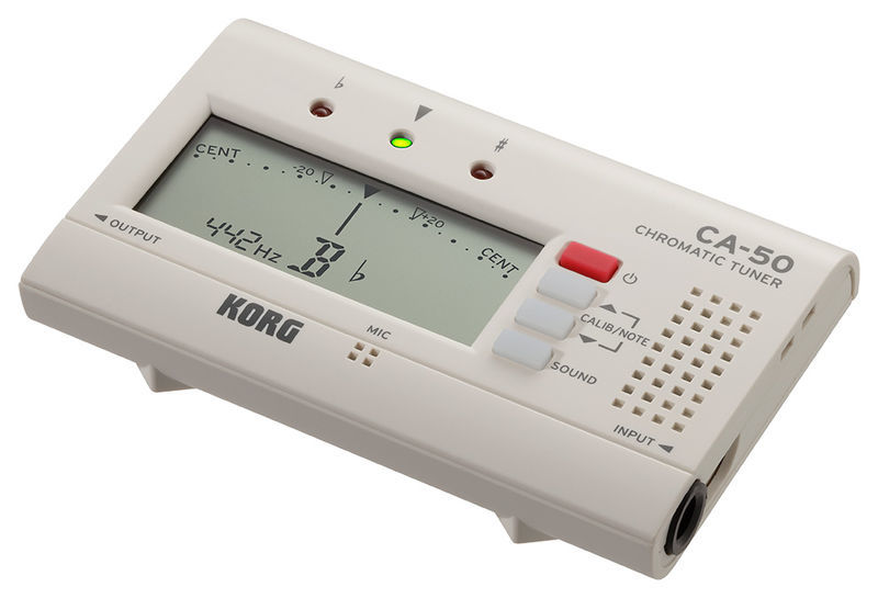 CA-50 Chromatic Tuner Korg