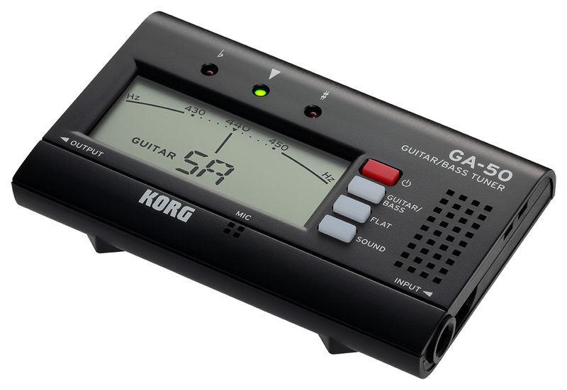 GA-50 Guitar/Bass Tuner Korg