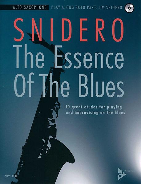 Essence Of Blues A-Sax Advance Music