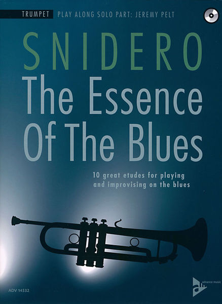 Essence Of Blues Trumpet Advance Music